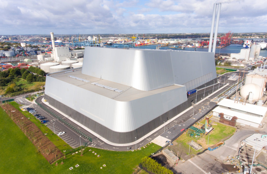 Dublin Waste to Energy Plant
