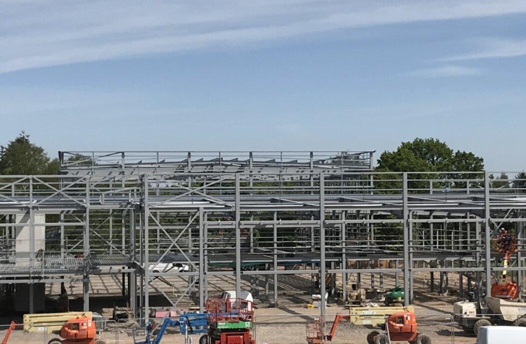 King's School Macclesfield - Severfield