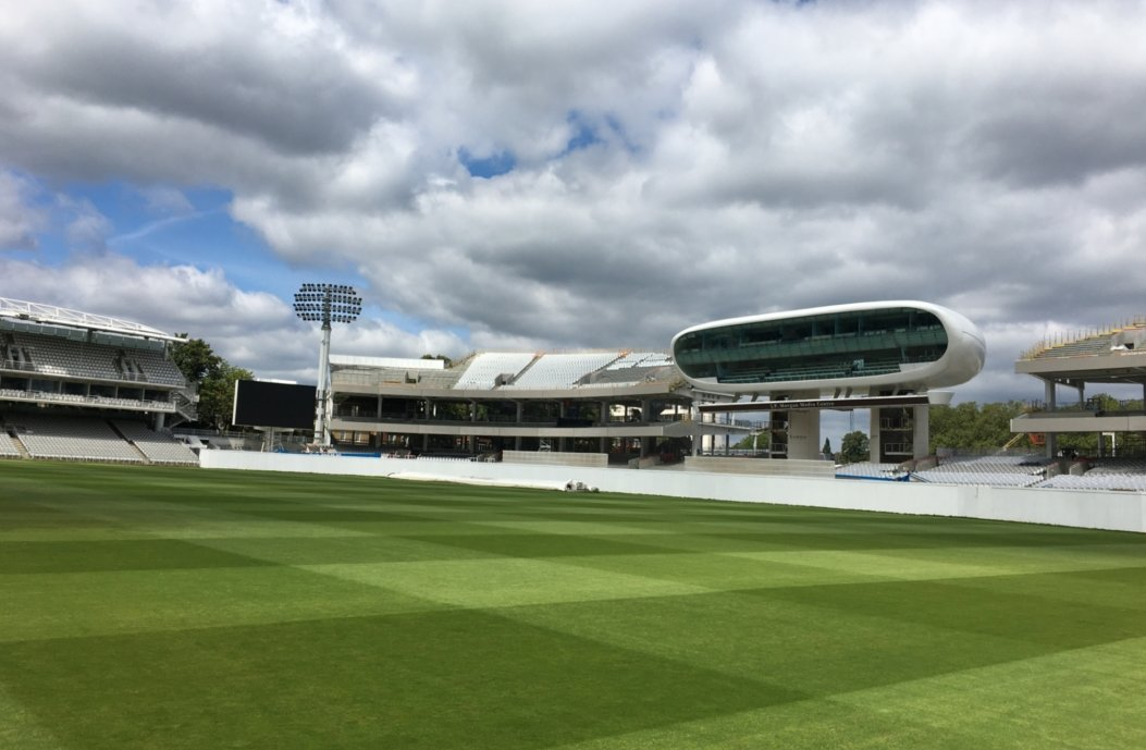 Lord's Cricket Ground recent expansion