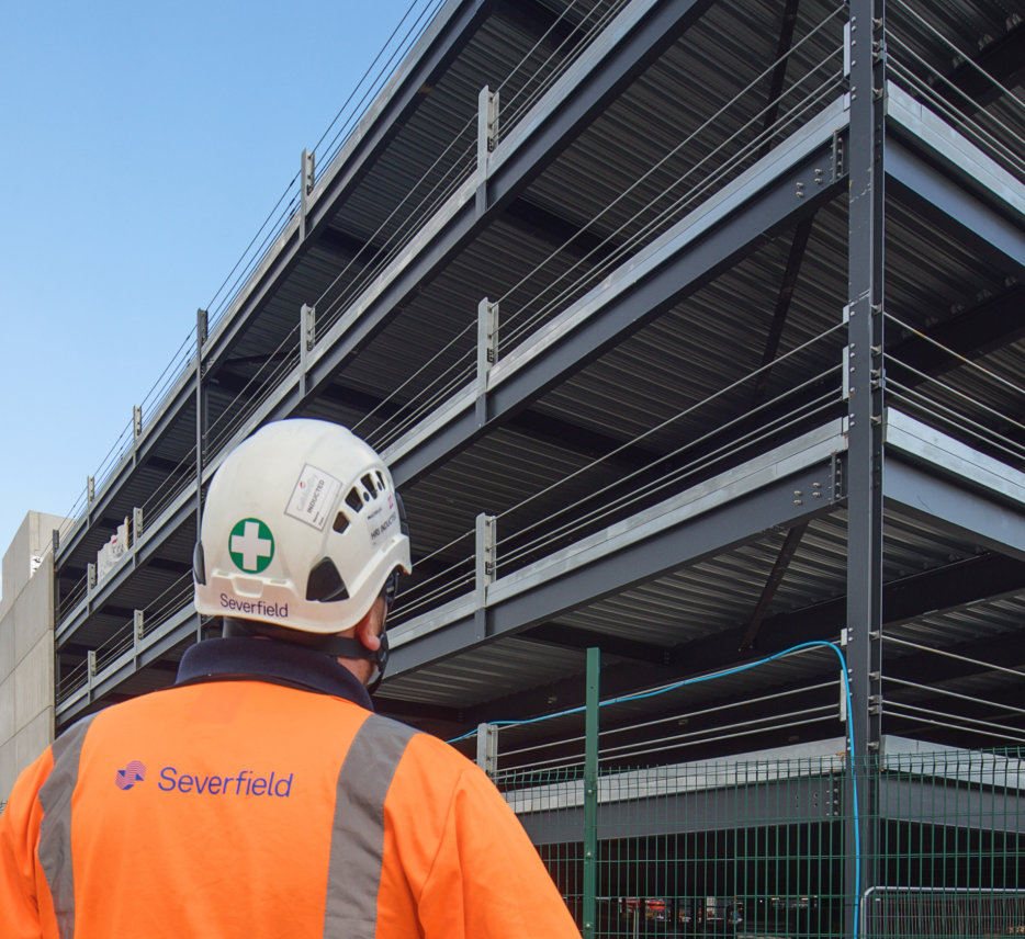 Severfield health and safety