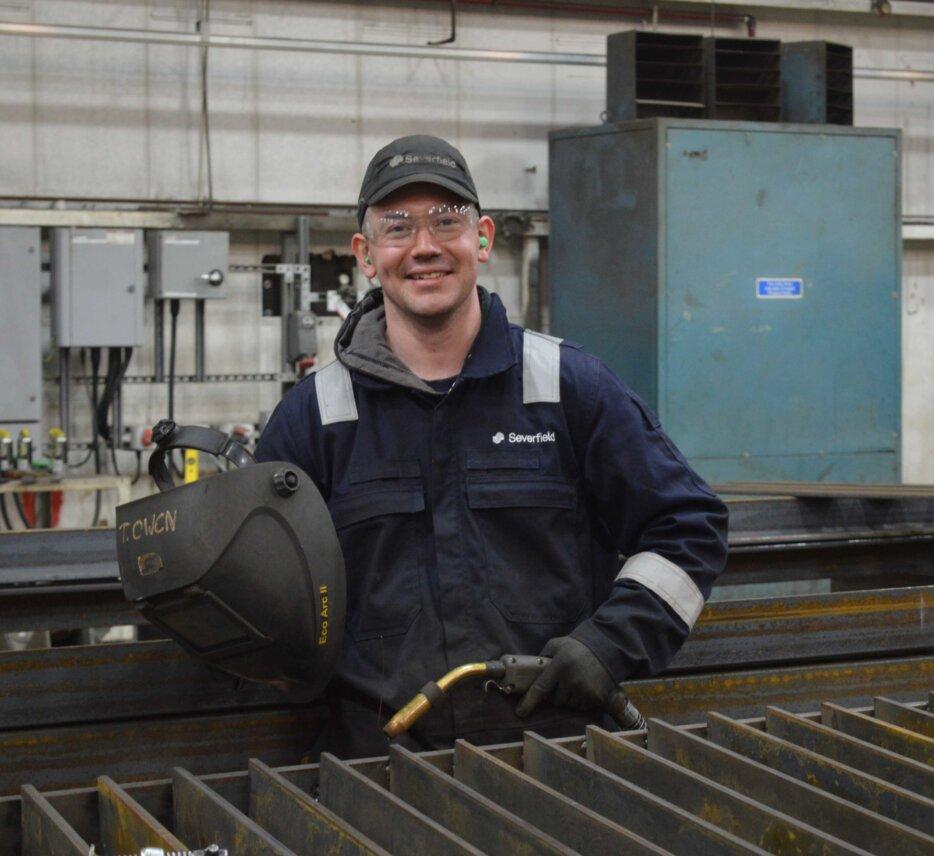 Apprenticeships at Severfield